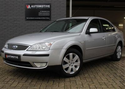 Ford Mondeo First Edition