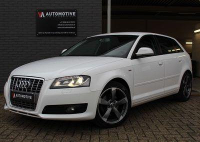 Audi A3 Sportback Ambiente S-line