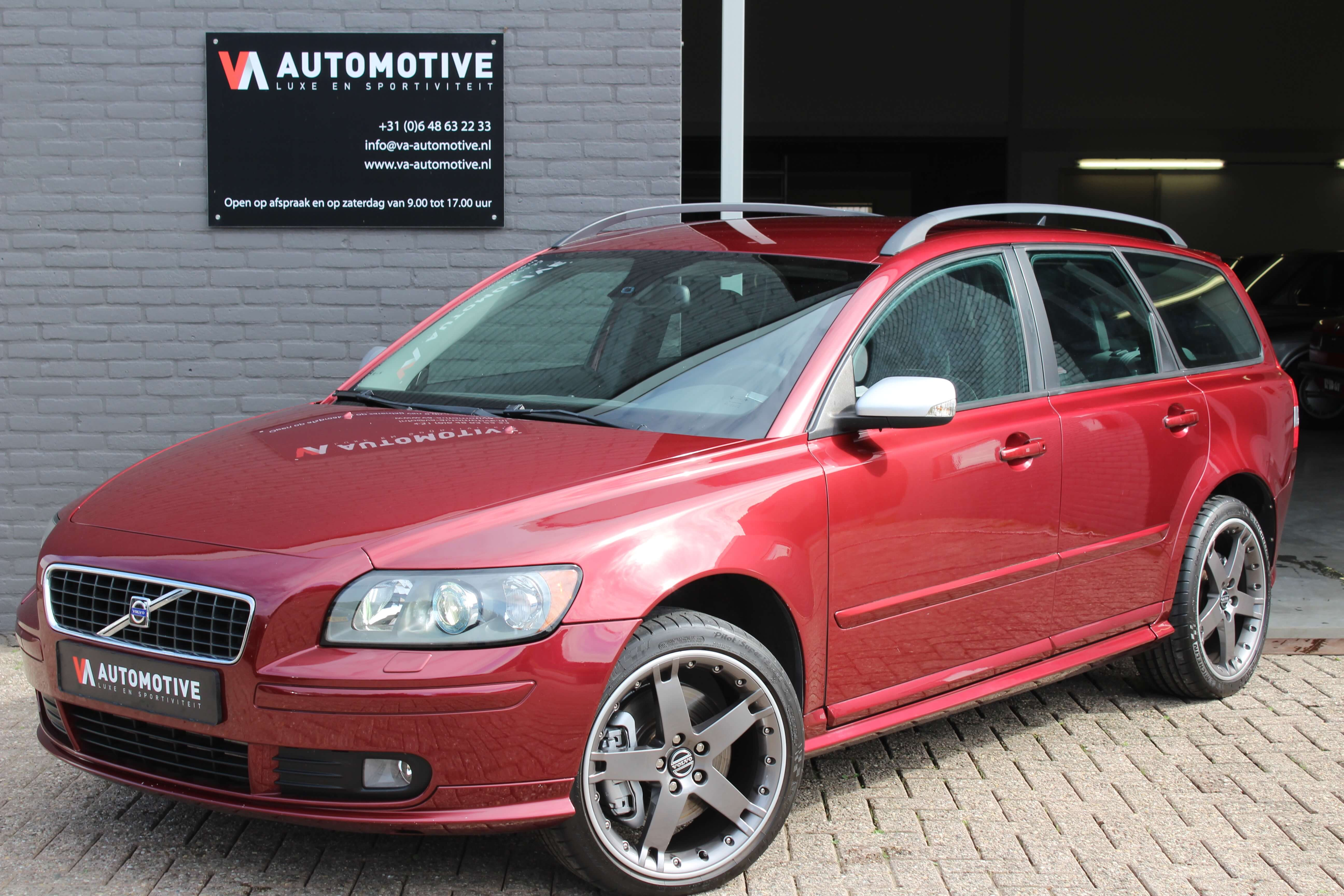 Volvo V50 T5 Va Automotive