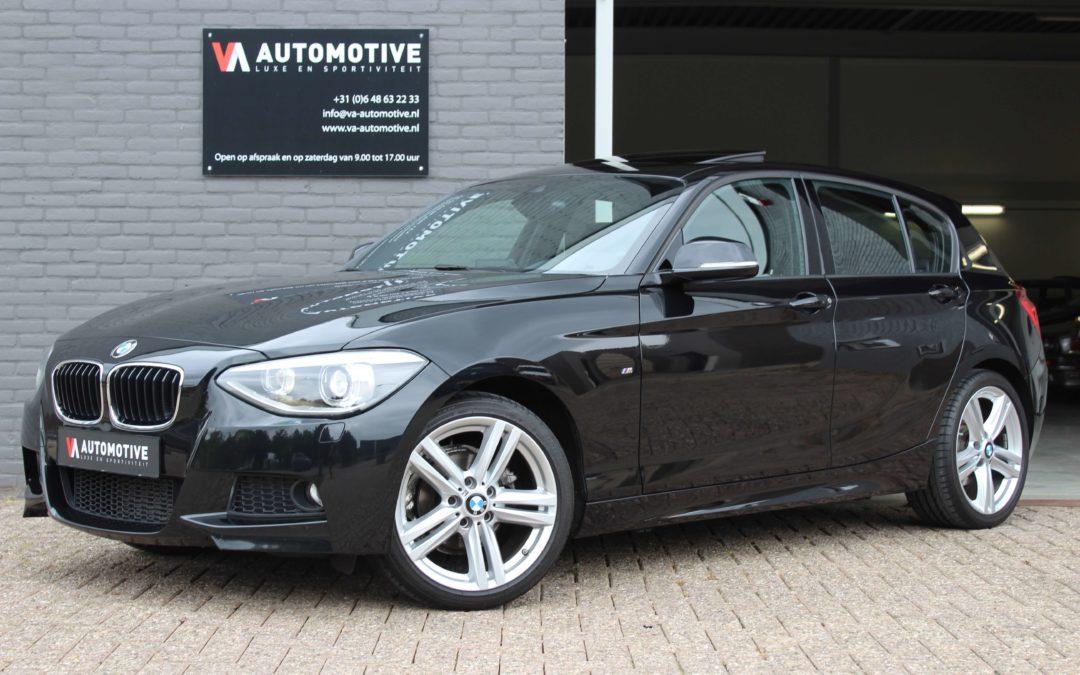 BMW 116iA M-sport