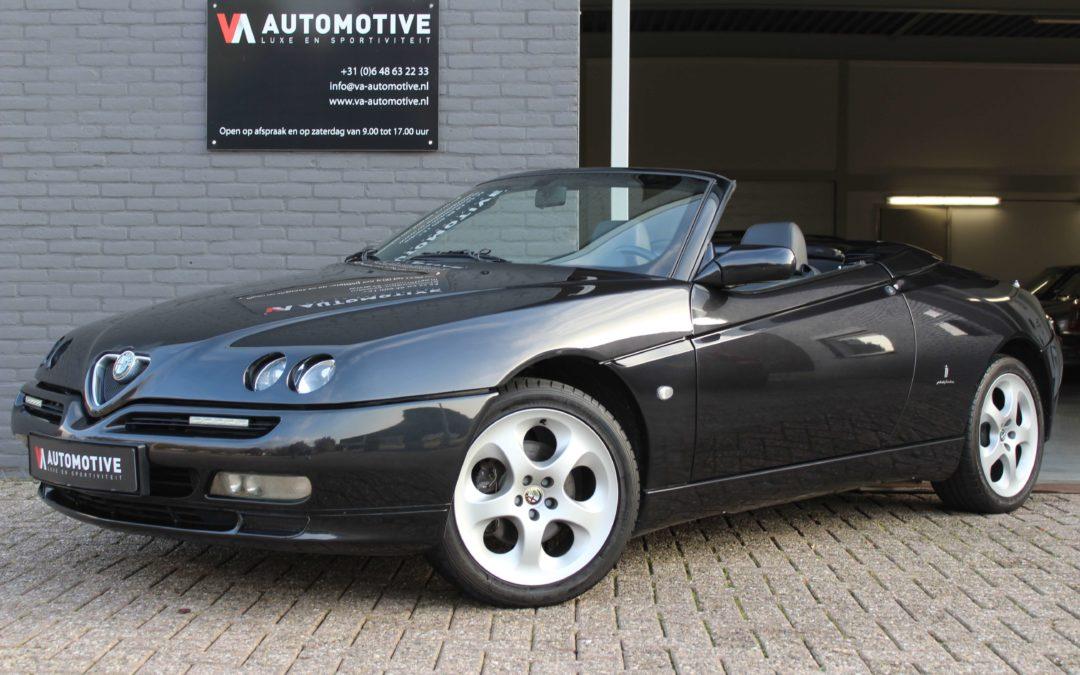 Alfa Romeo Spider Edizione Limitata €6.480