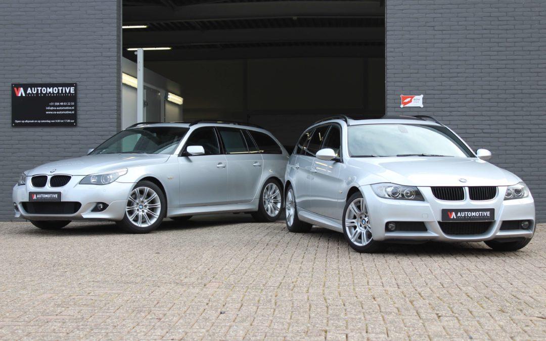 BMW 318i Touring M-sport