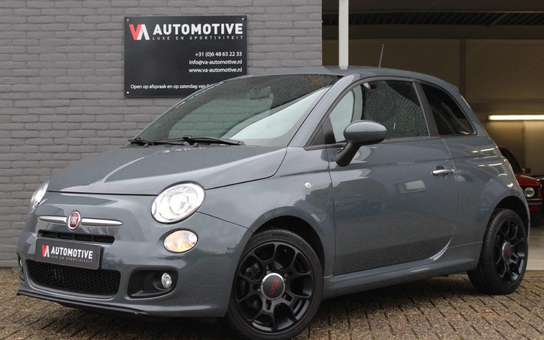 FIAT 500S €9.480
