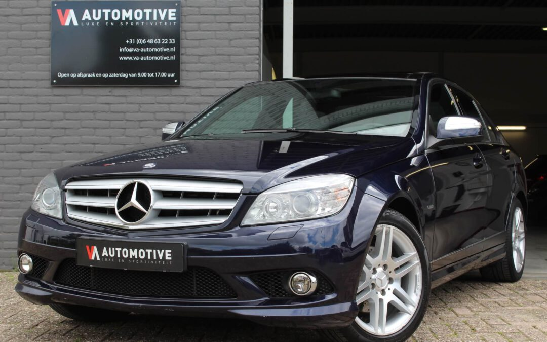 Mercedes-Benz C230 AMG-line €14.980