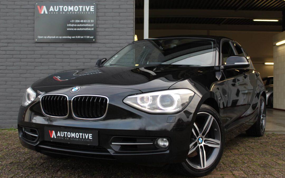 BMW 118i Sport Line €12.880