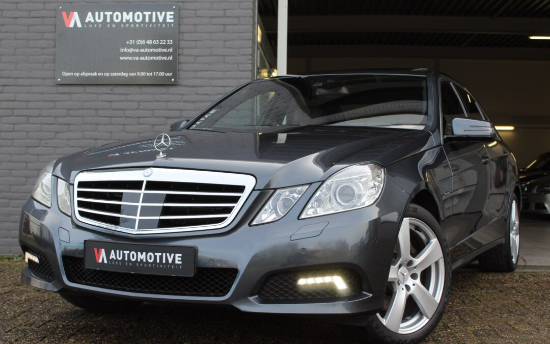 Mercedes-Benz E350 Avantgarde