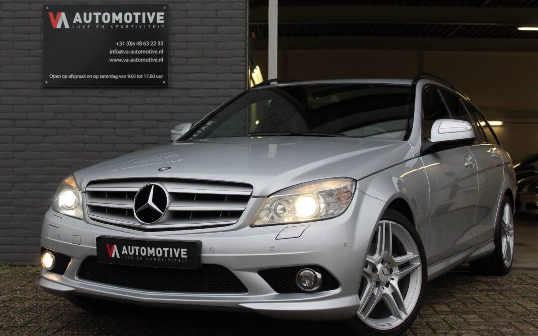 Mercedes-Benz C230 Estate AMG-line