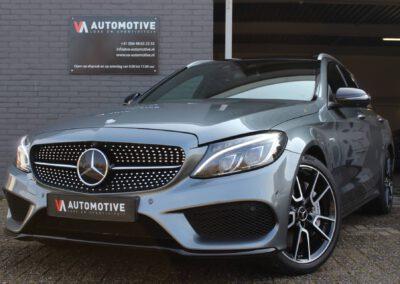 Mercedes-Benz C43 AMG 4-Matic Estate
