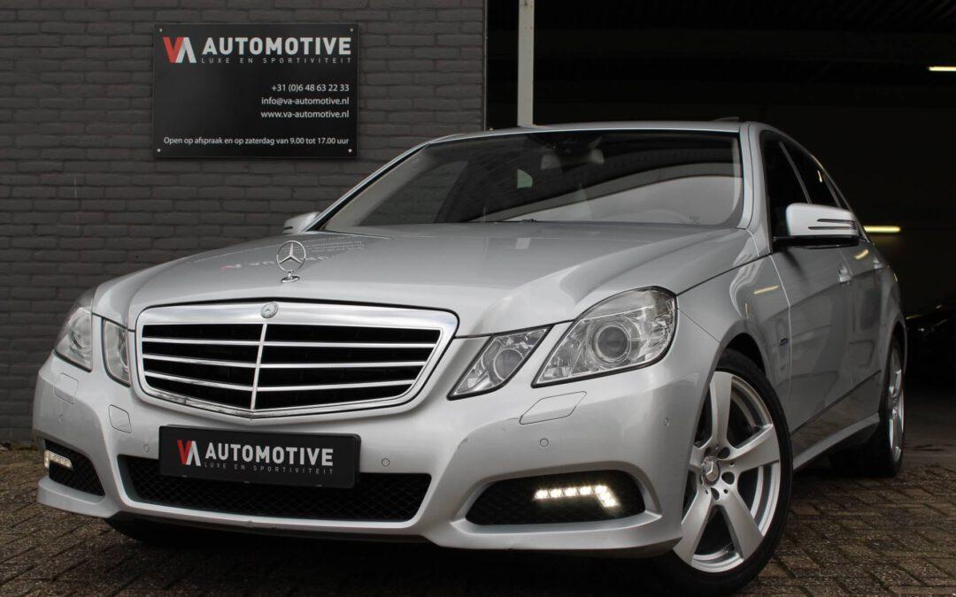 Mercedes-Benz E350 Avantgarde €15.480