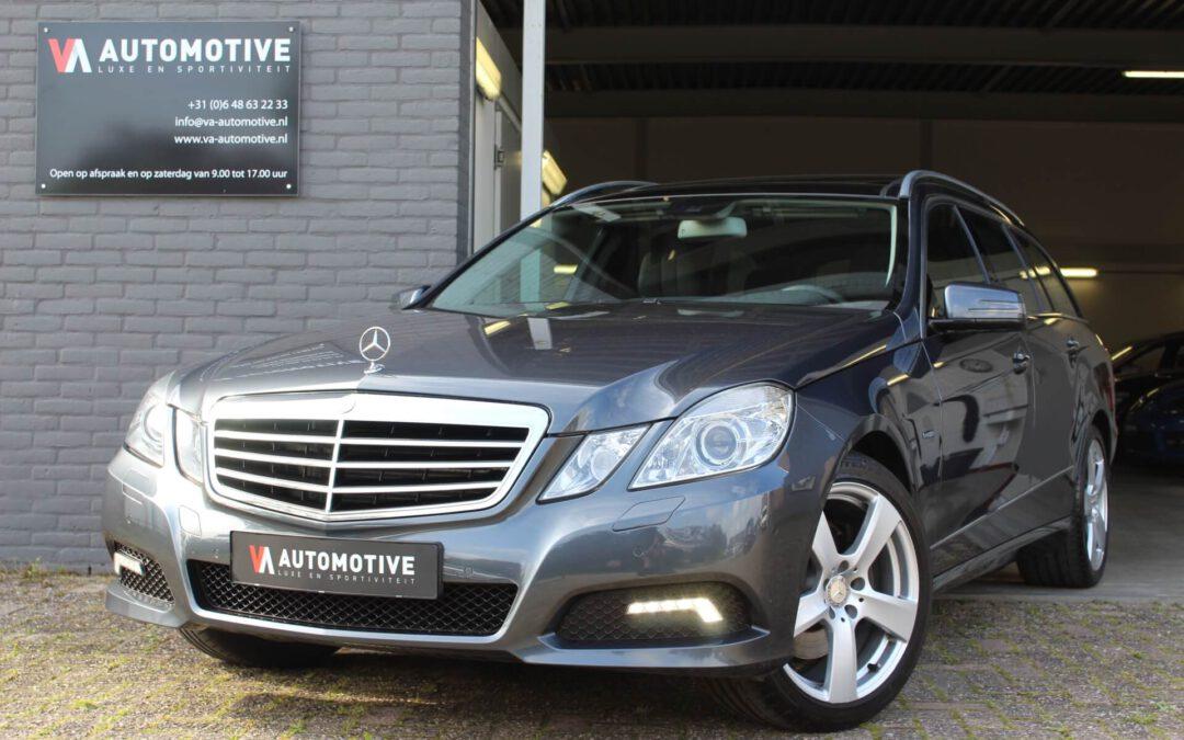 Mercedes-Benz E350 Estate Avantgarde