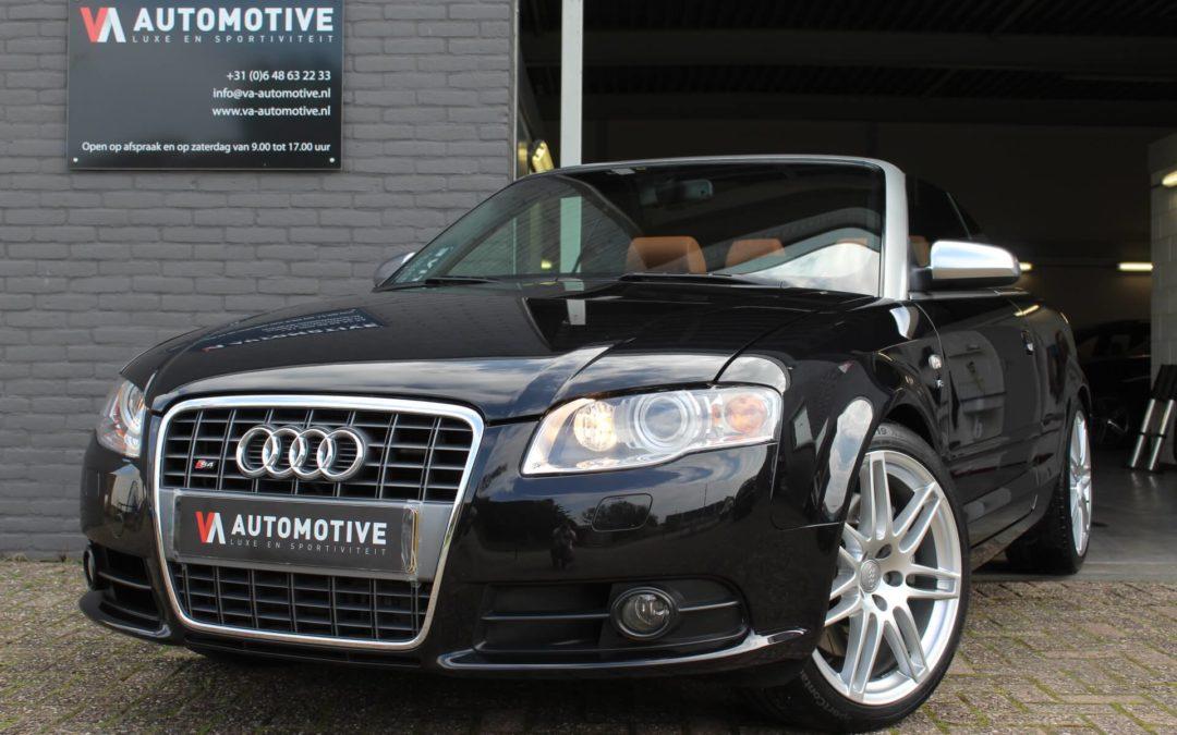 Audi S4 Cabriolet €28.980