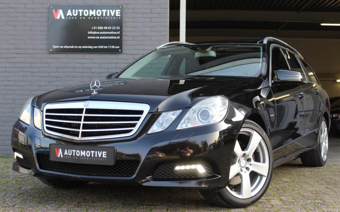 Mercedes-Benz E 350 Estate Avantgarde €18.750